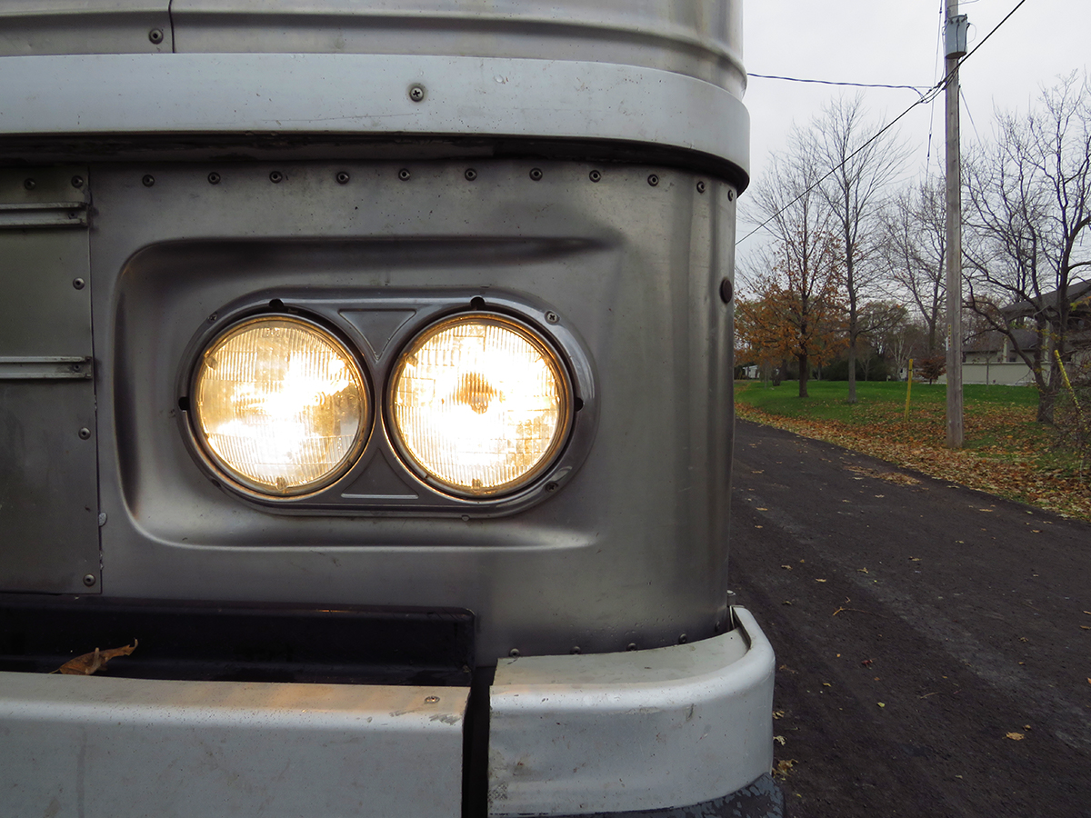Bus Headlight