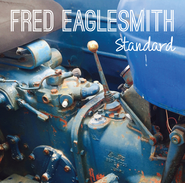 Fred Eaglesmith Standard Album Cover