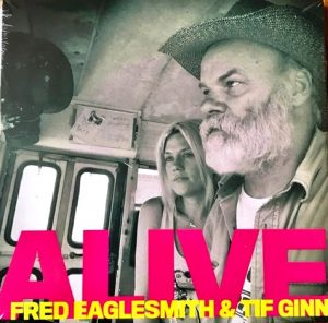 Cover of Fred Eaglesmith's Alive album